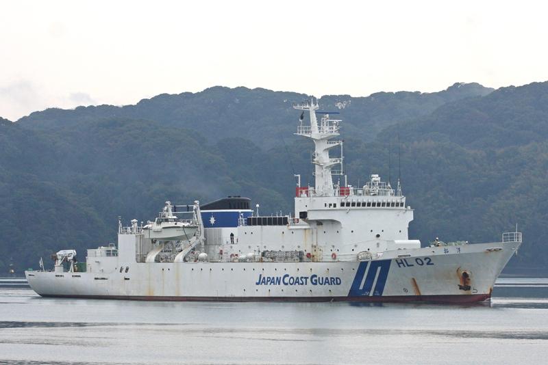 大型測量船・HL-02 拓洋