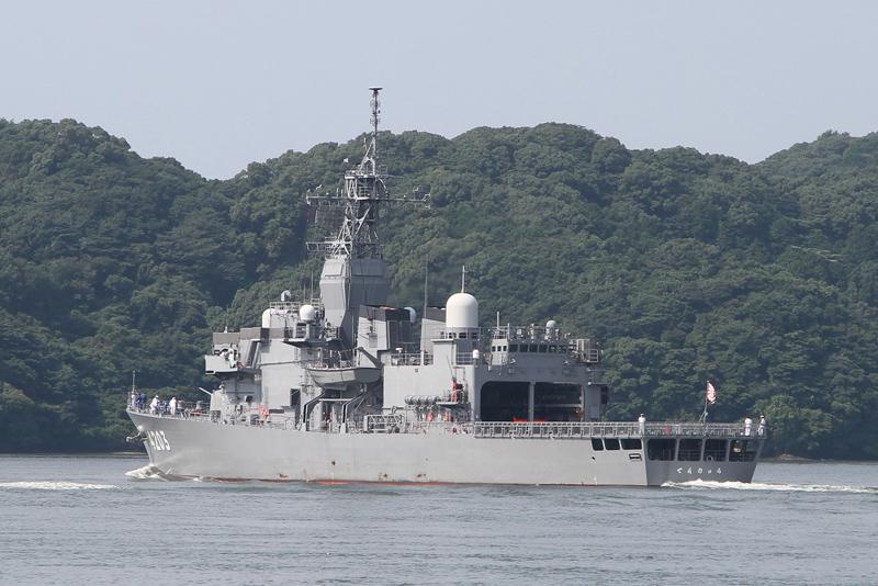 ATS-4203・訓練支援艦てんりゅう