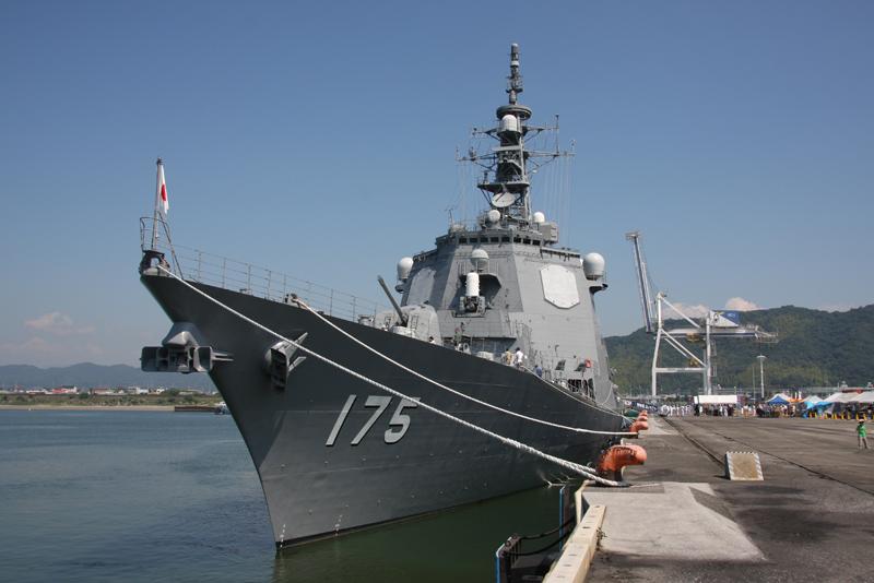 DDG-175・護衛艦みょうこう
