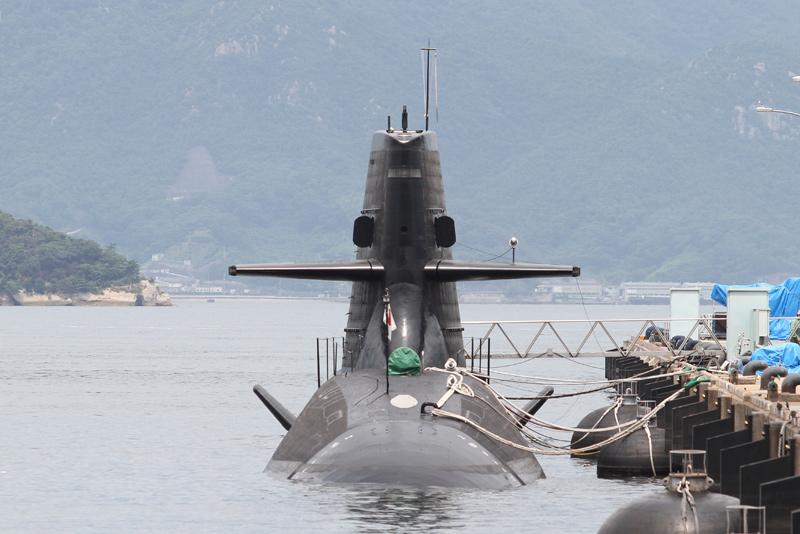 りゅう 潜水艦 そう