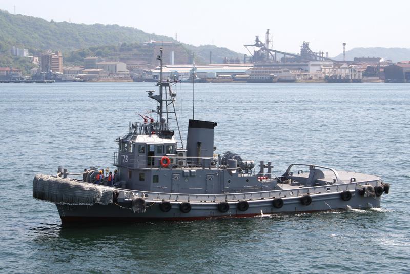 YT73・曳船260トン型