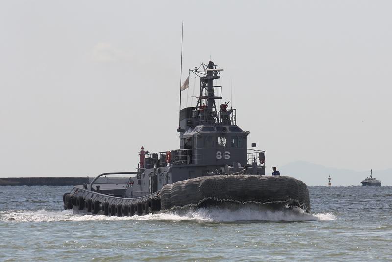 YT86・曳船260トン型