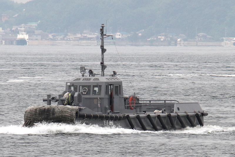 曳船・YT75号50t型